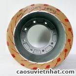 """Rubber roll size 12""""x12"""" Aluminium  core"""